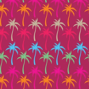 Palm Trees #4