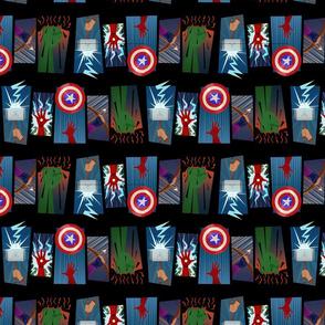 avenger hands
