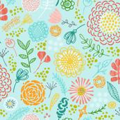 Twirls & Fleurs