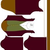 Bilbo/Hobbit 12 month Onesie Bodysuit