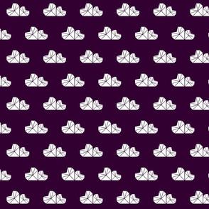 Love Cloud - Eggplant