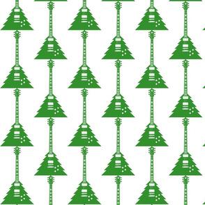 Christmas Rock - Green