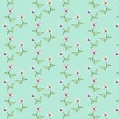 Poppy Pastels on IcedMint