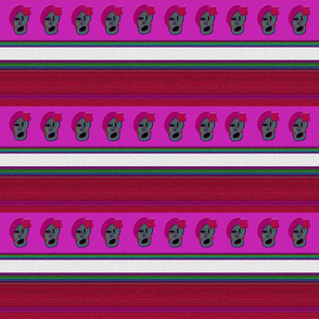 Calaveras Stripes (horizontal)