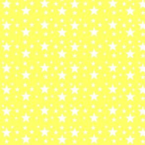 Stars- yellow