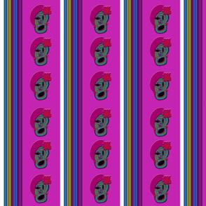 Calaveras Stripes (vertical)
