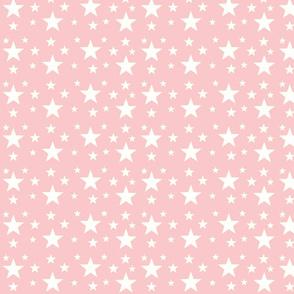 Stars- pink