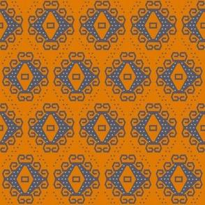 Andean highland orange
