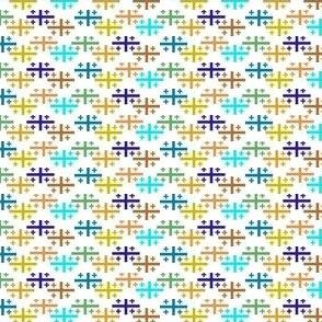 Tiny Crisses & Crosses