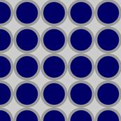 stroked circles