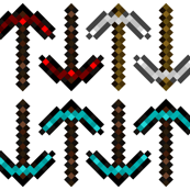 8-bit Pixel Pickaxes