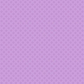 Small Purple Stars on Light Purple