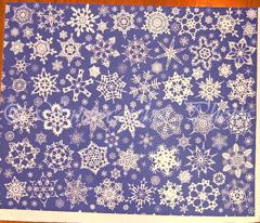 Snowcatcher Crochet Blue
