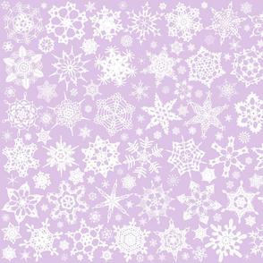Snowcatcher Crochet Lavender 2