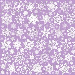 Snowcatcher Crochet Lavender 4