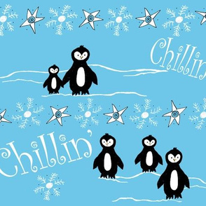 Chillin' With Penguins