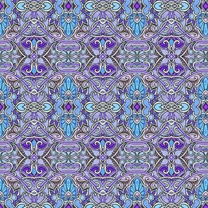 Blue Plays Well With Lavender