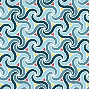 R6 spiral - sailing