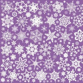 Snowcatcher Crochet Lavender 7