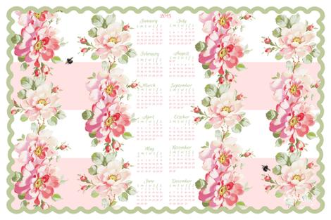 Rosewitha 2015 Tea Towel