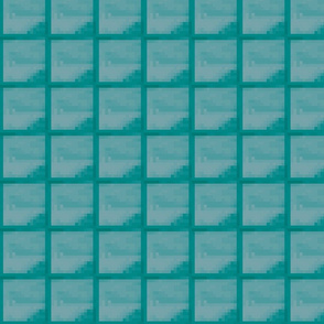 Pixelated Diamond Blocks - Small
