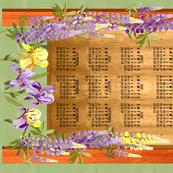 Garden_calendar_2015_curved wood frame A