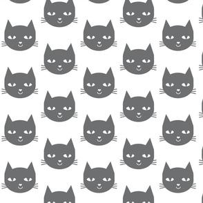 cat charcoal