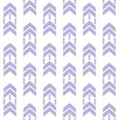 lavender chevron stripe