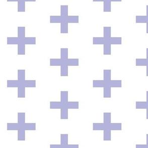 lavender cross plus