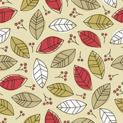 Modern Autumn - Beige