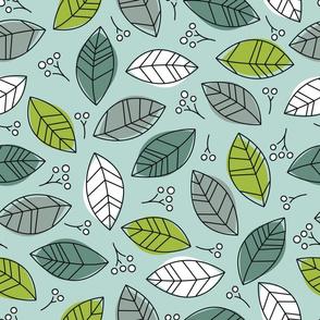 Modern Autumn - Mint