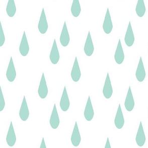 rain drop mint
