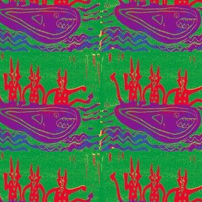 Devils in the Same Boat #3