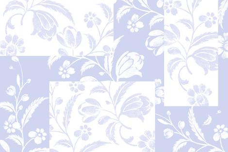 Juliette in blue violet