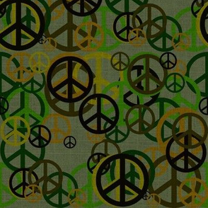 Peace Warrior Camo