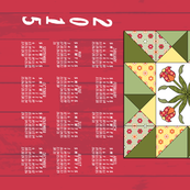 Barn_Red Quilt_Block_Calendar_2015_A1h