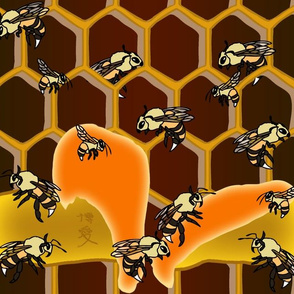 Just the bees