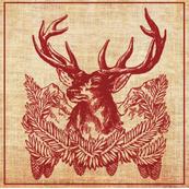 Christmas craft panels