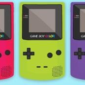 Game Boy ...