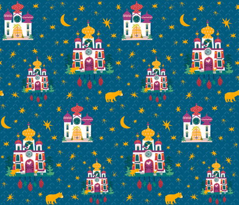 Cuckoo for Spoonflower!