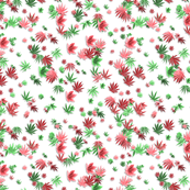 Cannabis Red & Green