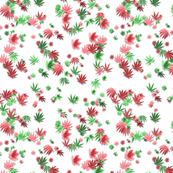 Cannabis Leaf Xmas