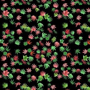 420 3-D Leaf Tumble