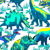 Dinosaurs_Aqua.