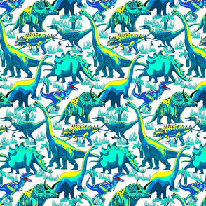 Aqua Dinosaurs.