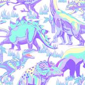 Dinosaurs_Pastel.
