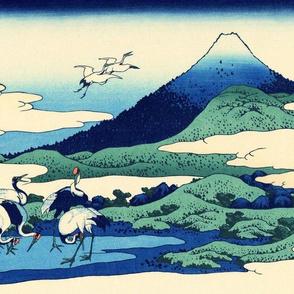 Umegawa in Sagami Province