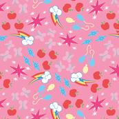 Cutie Marks - Pink