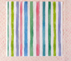 Spring Stripe Horizontal