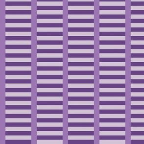 CheshireLand - Purples Stripes